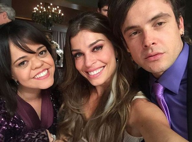Juliana Caldas, Grazi Massafera e Sérgio Guizé (Foto: Reprodução/Instagram)