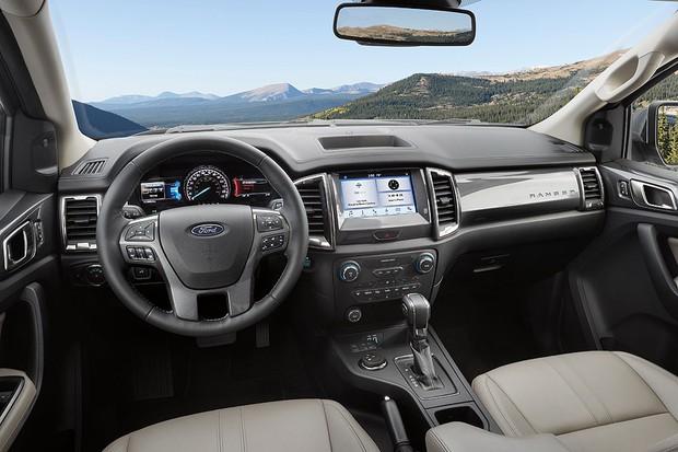 Ford Ranger 2019 (Foto: divulgação)
