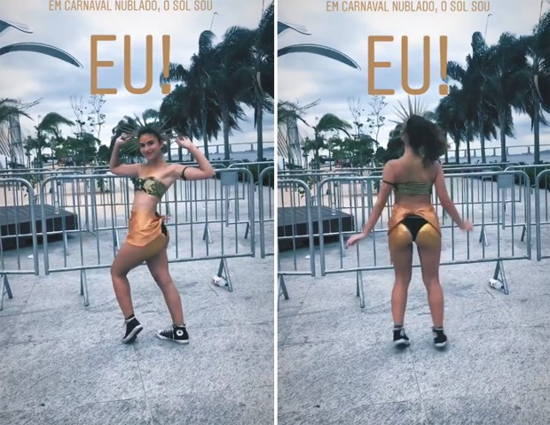 Giovanna Grigio (Foto: Reprodução/Instagram)