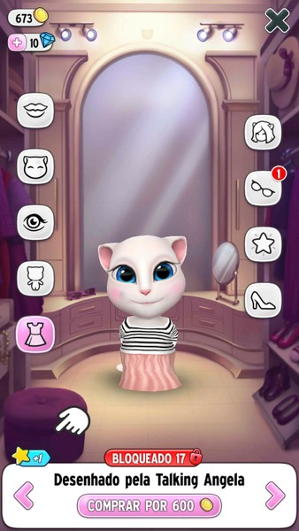My Talking Angela | Jogos | Download | TechTudo