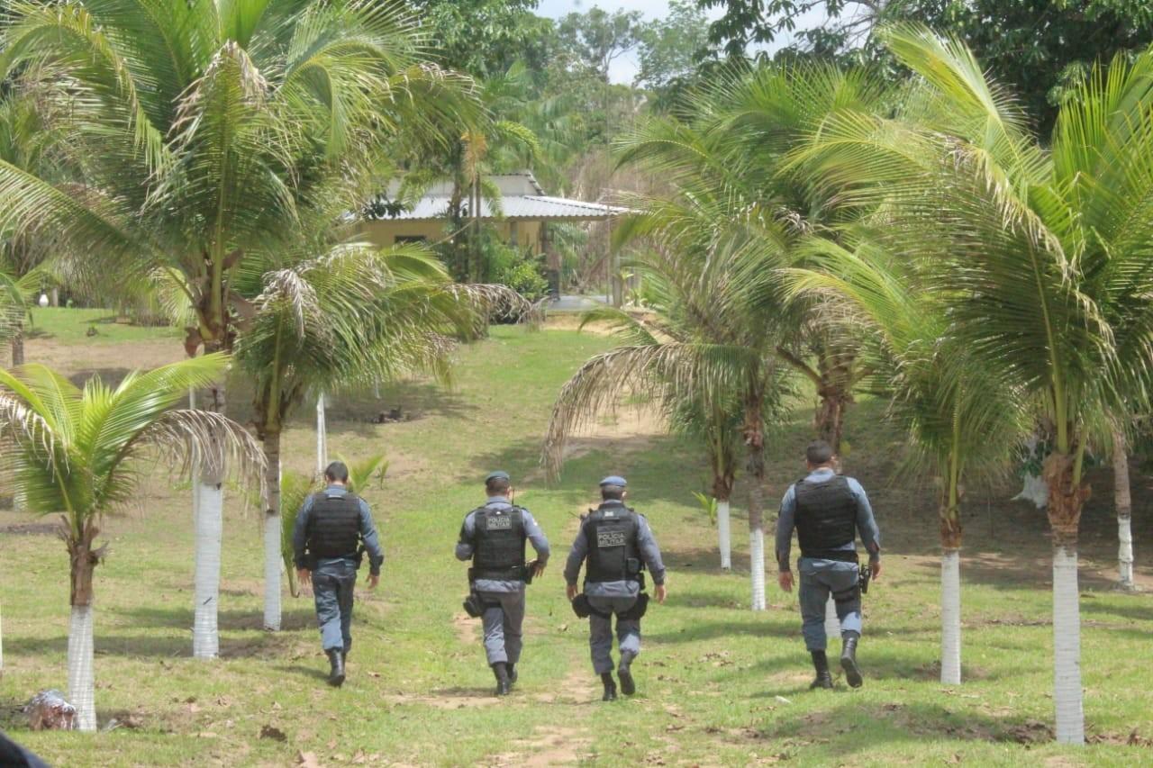 Caseiro é encontrado morto na entrada de sítio onde trabalhava em ramal da BR-174