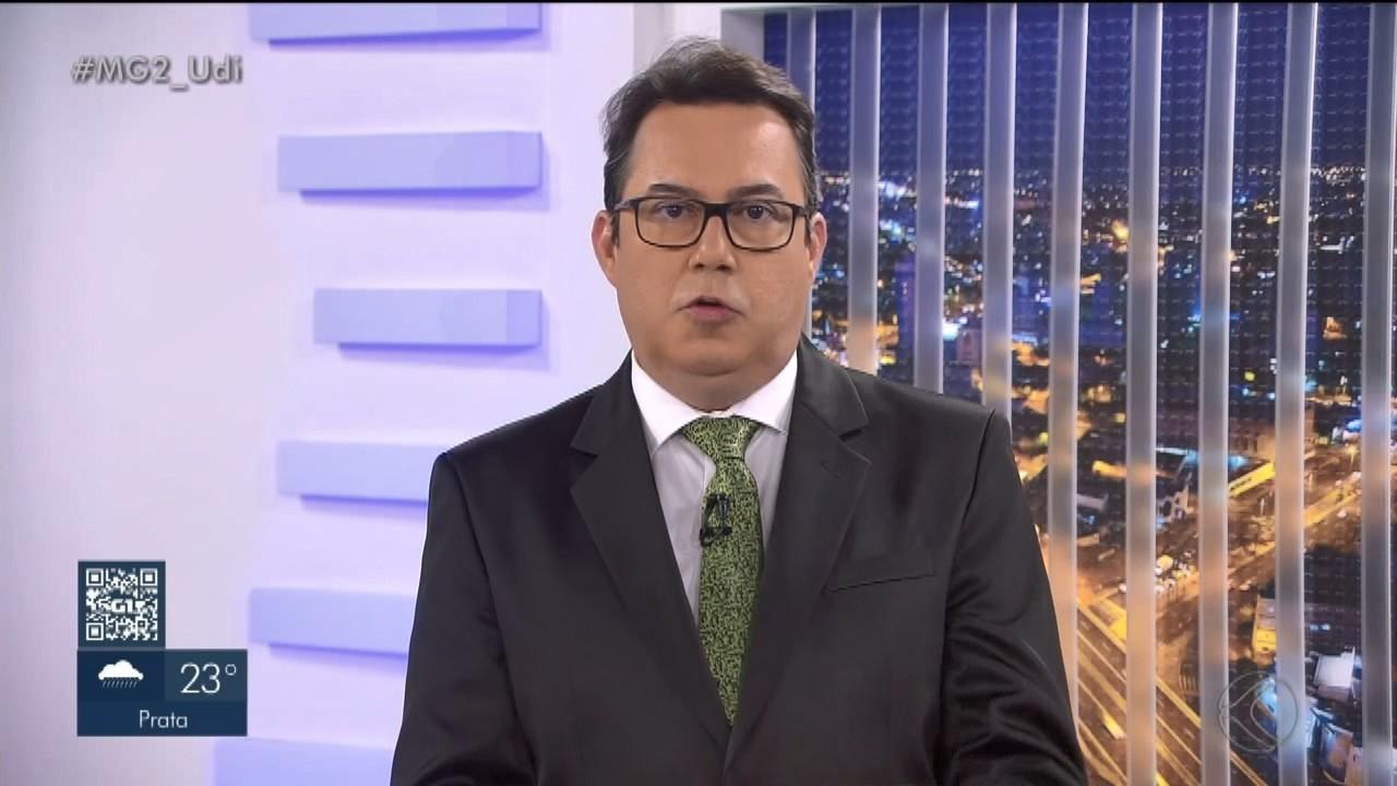 Vídeos: MG2 TV Integração Triângulo Mineiro e Alto Paranaíba de quinta-feira, 23 de janeiro de 2020