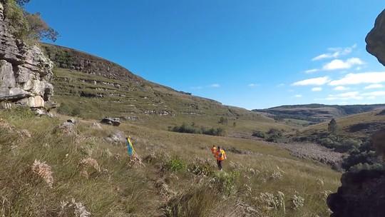 Vales, montanhas e belos retratos: trail run em Ponta Grossa mistura passeio e desafio