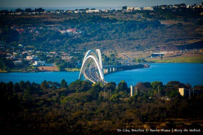 Ponte JK  (Foto: Bento Viana)
