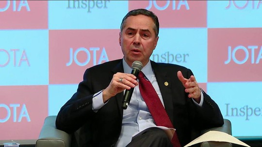 Ministro Barroso, do STF, volta a defender redução do foro privilegiado