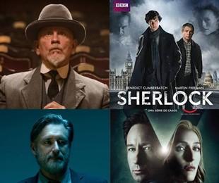 Seleção de séries sobre mistério e investigação | Divulgação