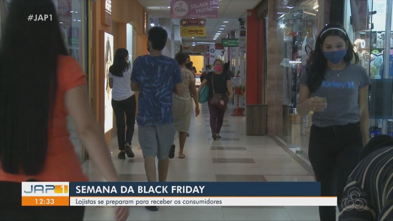 Em meio a pandemia e após apagão, lojistas apostam em retomada com a Black Friday no Amapá