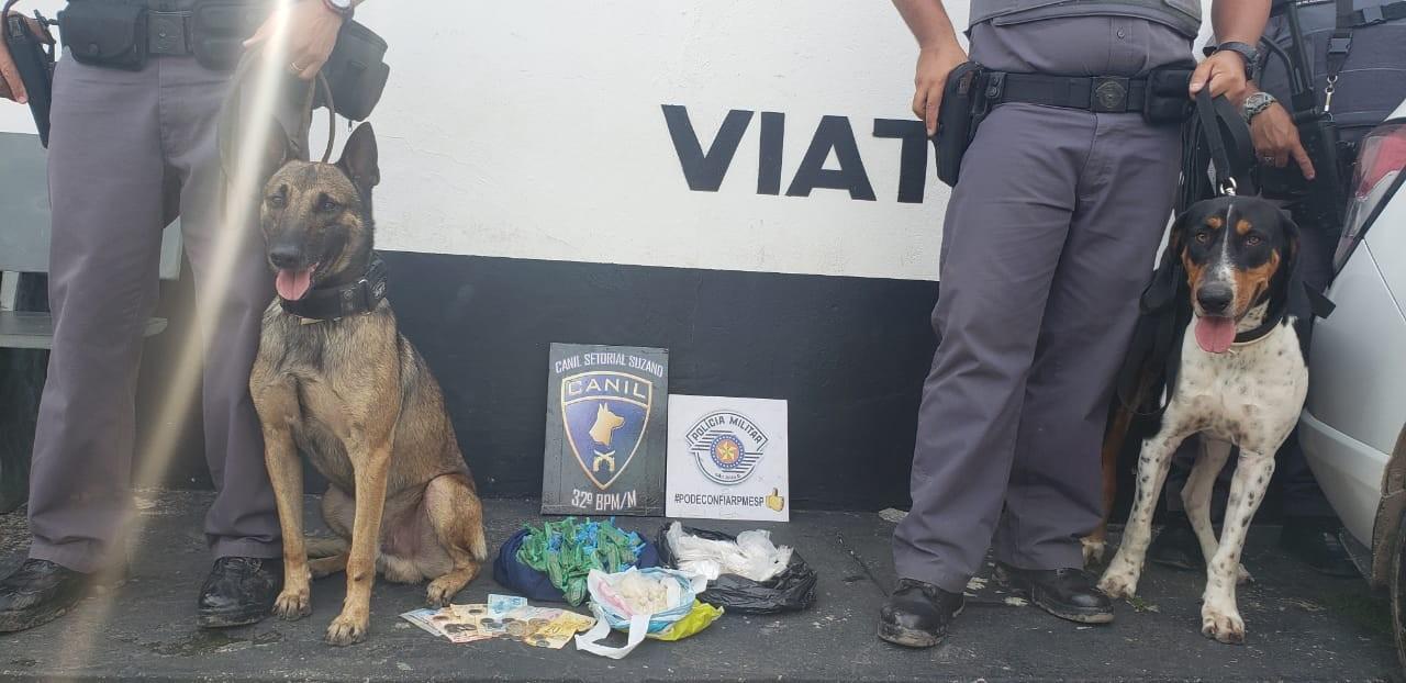 Operação da PM termina com nove presos e um foragido capturado no Alto Tietê - Noticias
