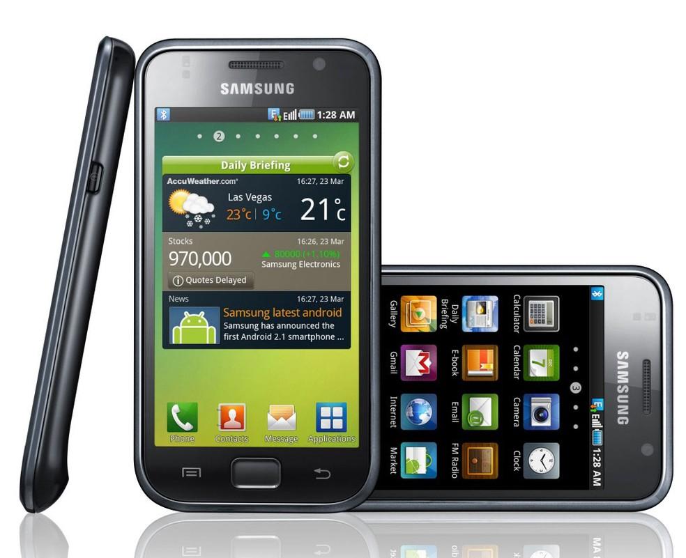 Samsung Galaxy S teve ciclo de polêmicas com a Apple â?? Foto: Divulgação/Samung