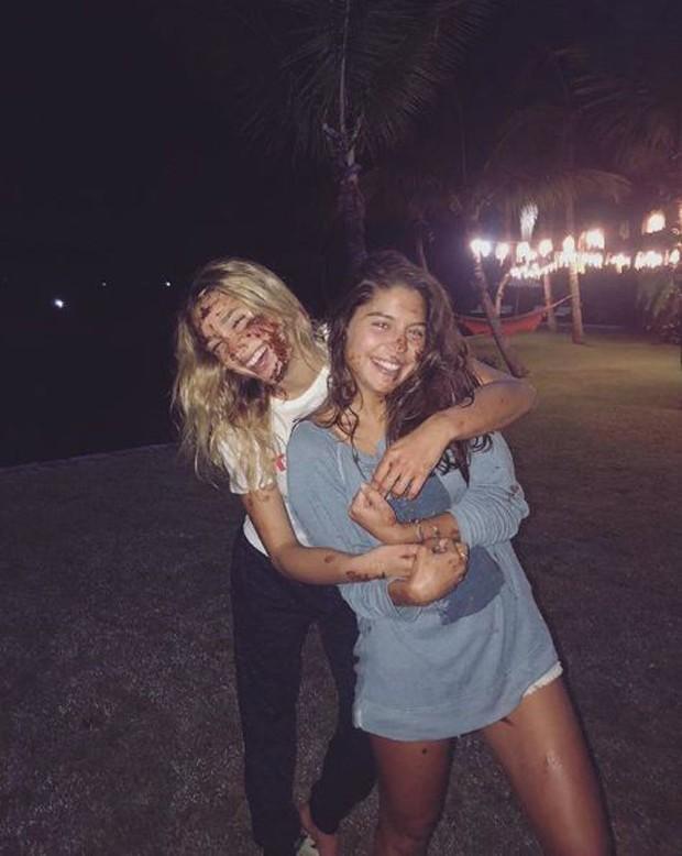Sasha e Luma Antunes (Foto: Reprodução/Instagram)