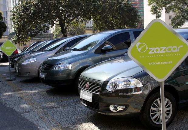 Zazcar, pioneira em compartilhamento de carros no Brasil (Foto: Wikipedia)