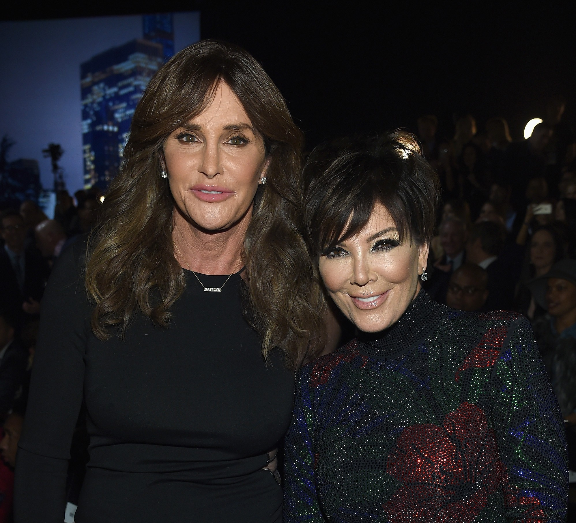 Caitlyn e Kris Jenner (Foto: Getty Images)