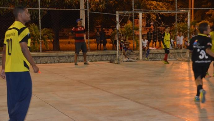 Progeto bairro são josé, Associação craques fora do crack (Foto: Hévilla Wanderley / GloboEsporte.com/pb)