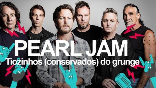 Pearl Jam, Red Hot e Imagine Dragons são as atrações mais aguardadas do Lolla, segundo leitores do G1