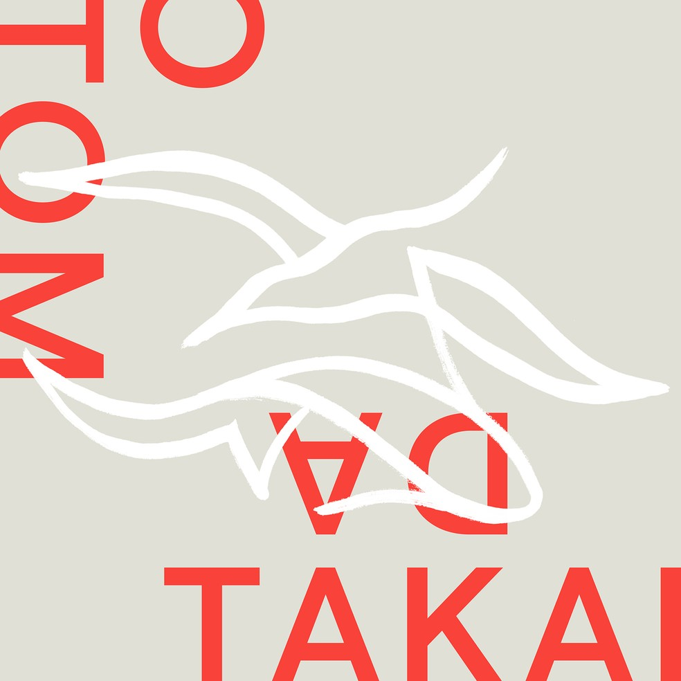 Capa do álbum 'O Tom da Takai', da cantora Fernanda Takai (Foto: Arte: Hardy Design)