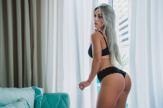 EGO - Musa do Brasil, Iara Ferreira posa sensual e mostra corpo ...