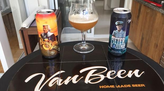 cerveja van been (Foto: Divulgação)