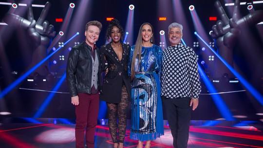 Mulheres dominaram última Rodada de Fogo: reveja as apresentações do 'The Voice Brasil'