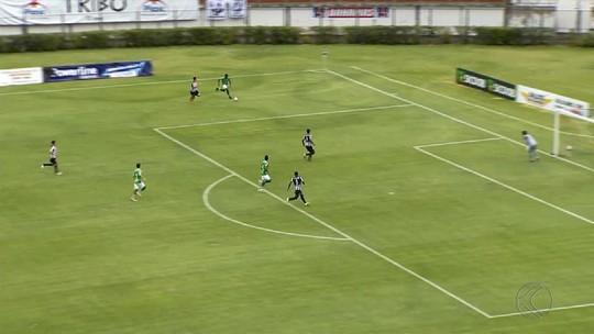 Tupi joga mal e é goleado pelo Uberlândia em Juiz de Fora