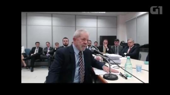 Veja os principais trechos do 2º depoimento de Lula a Moro