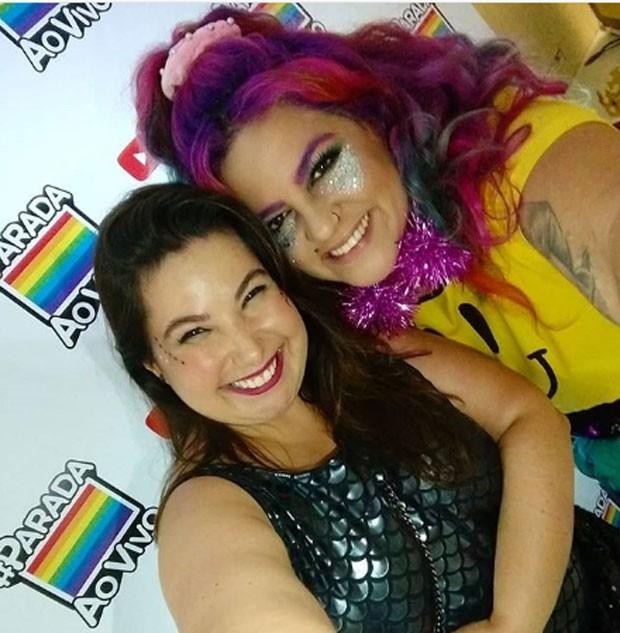 Mari Xavier e Maira Medeiros (Foto: Reprodução Instagram)