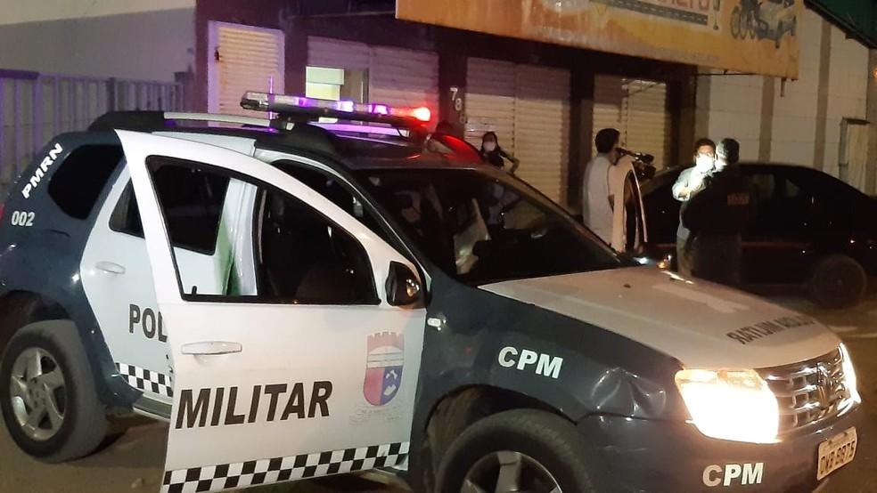Outro caso foi registrado no Planalto — Foto: Sérgio Henrique Santos/Inter TV Cabugi