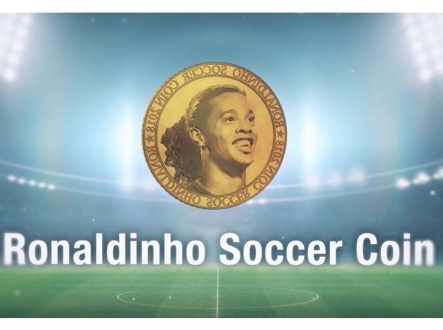 Ilustração do lançamento da moeda promovida por R10 (Foto: Divulgação)