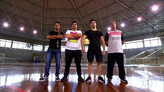 Como e onde estão companheiros do time de infância do Neymar? Descubra