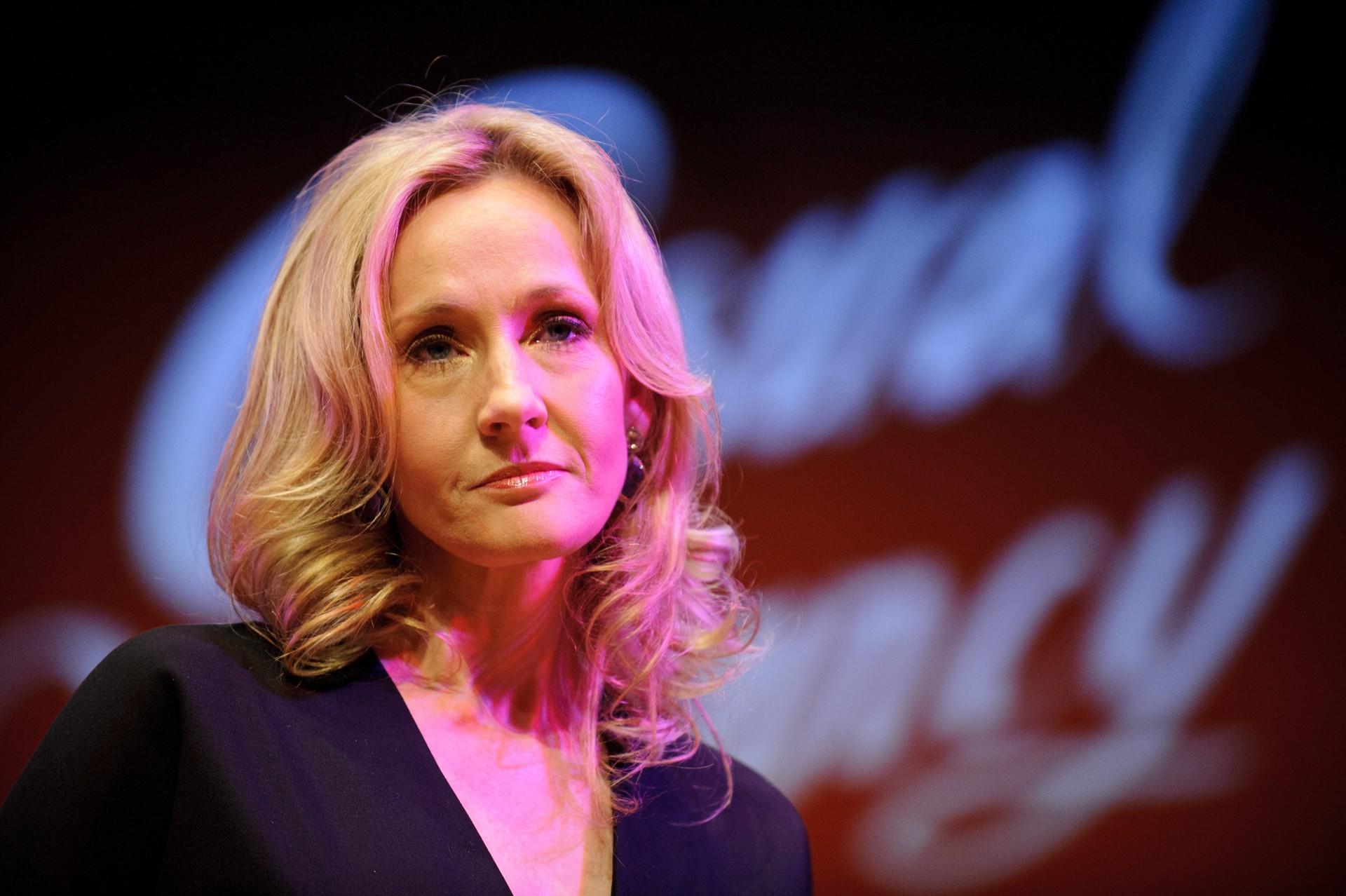 J.K. Rowling (Foto: GETTY)