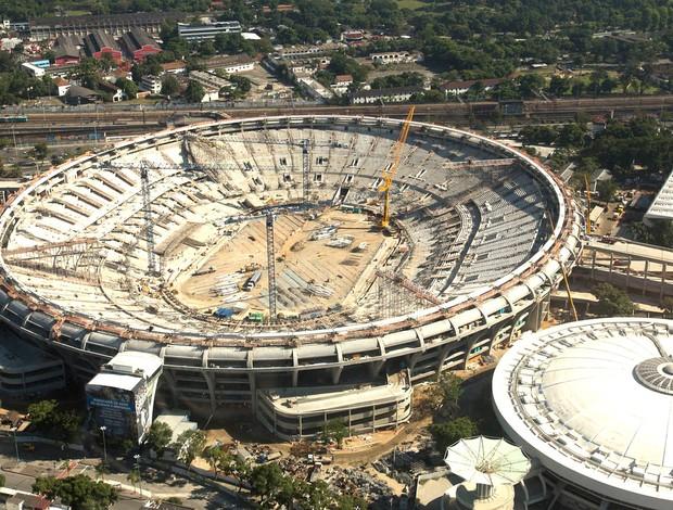 Brasil vai encarar a seleção inglesa  na reinauguração do Maracanã