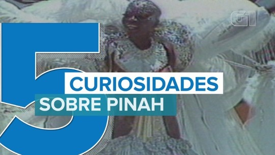 Pinah fala de homenagem em ala da Beija-Flor com passistas de cabeças raspadas: 'Orgulhosa'