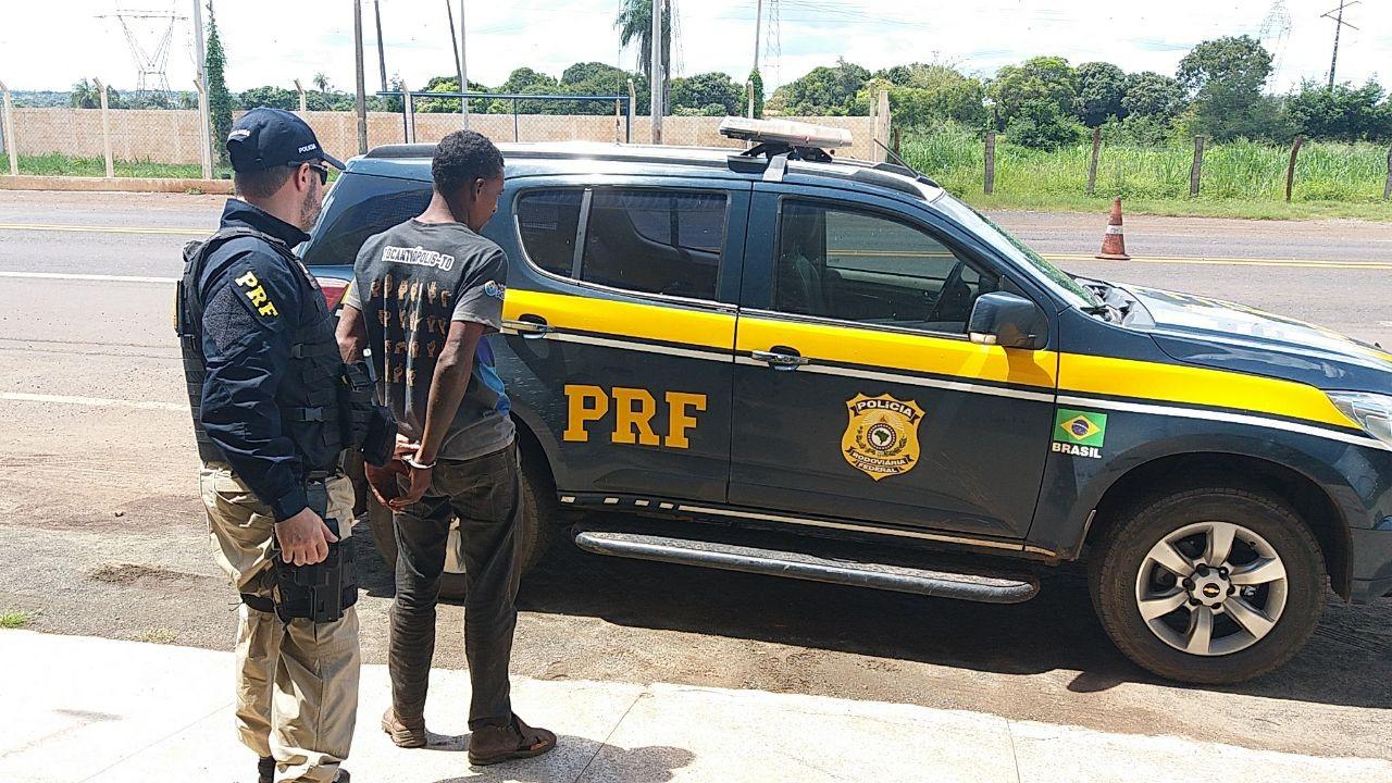 Homem pede informação em unidade da PRF e sai preso no Maranhão
