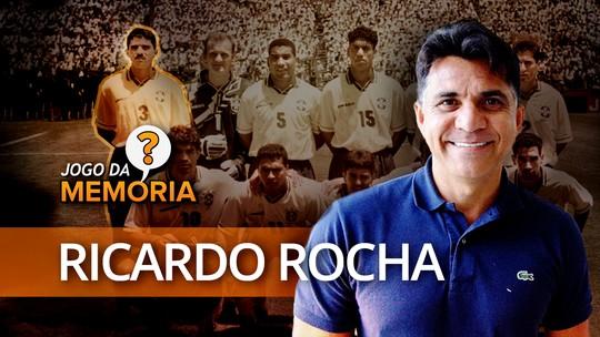 """Ricardo Rocha, o """"soltei a franga"""" e o carrinho em Stoichkov"""