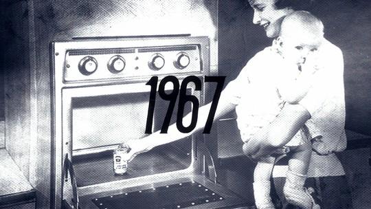 Revista de Sábado conta a história do 'microondas', que completa 50 anos
