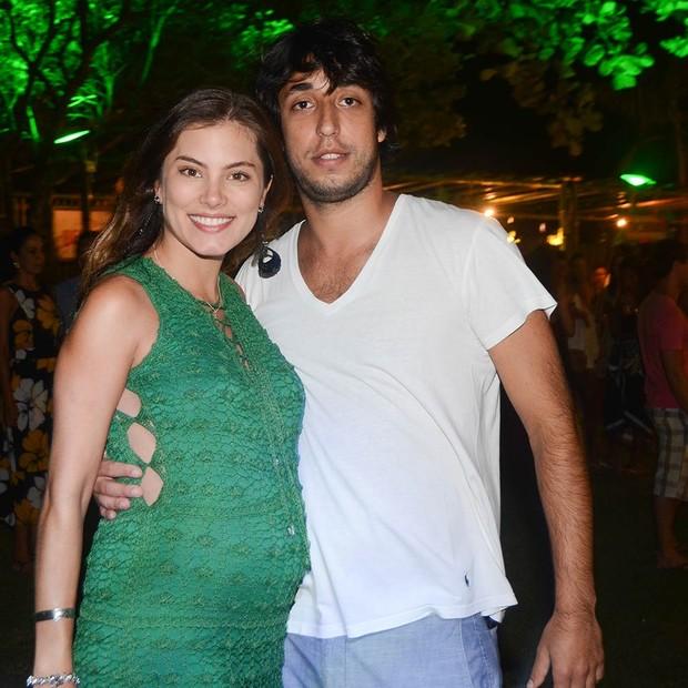 Bruna Hamu e Diego Moregole (Foto: Divulgação)