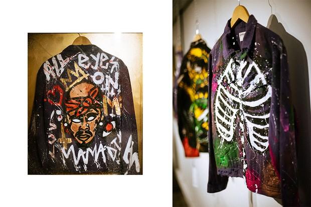 Romulo Deu Cria define seu estilo como tatuagens em roupas (Foto: divulgação)