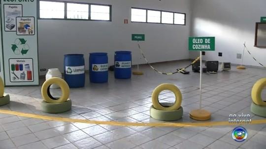 Andradina instala ecoponto para auxiliar no combate à dengue