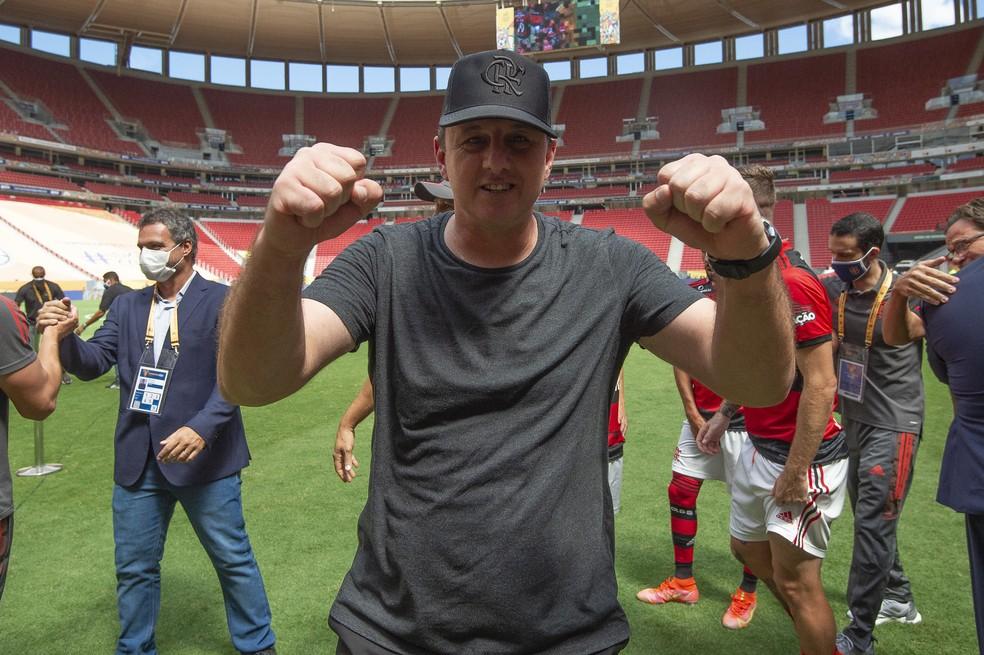 Rogério Ceni vê time do Fla sem reposição para Everton Ribeiro e Arrascaeta: Especiais