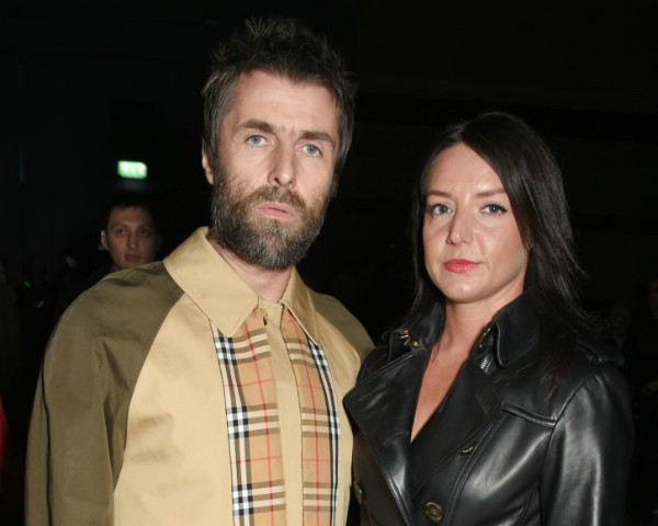 Liam Gallagher e Debbie Gwyther  (Foto: Getty Images)