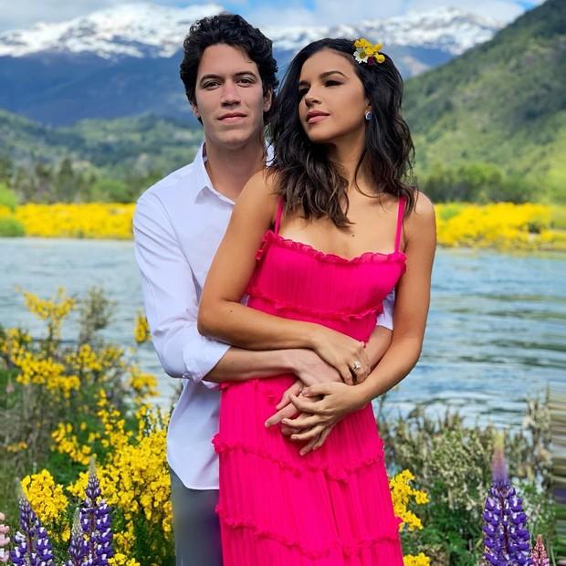 Mariana Rios e Lucas Kalil Aluani (Foto: Reprodução/Instagram)