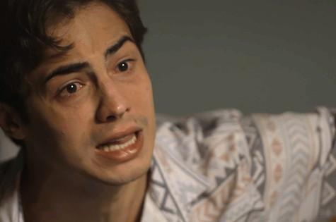 'Segundo Sol': Danilo Mesquita é Valentim (Foto: TV Globo)