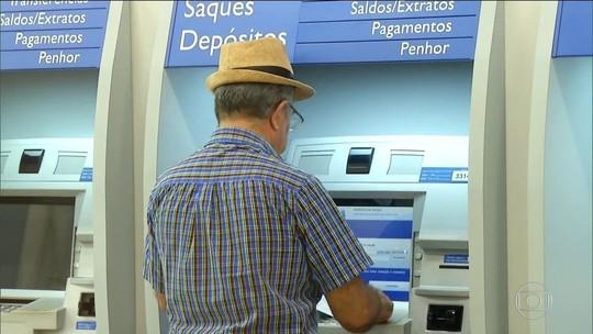 1º lote do PIS-Pasep para idosos terá mais da metade dos saques