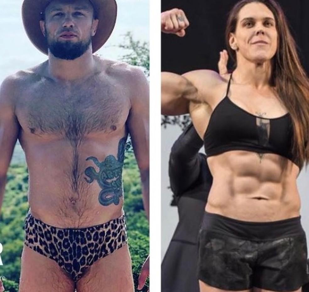 Craig Jones e Gabi Garcia confirmaram luta de jiu-jítsu intergênero em Los Angeles — Foto: Reprodução / Instagram