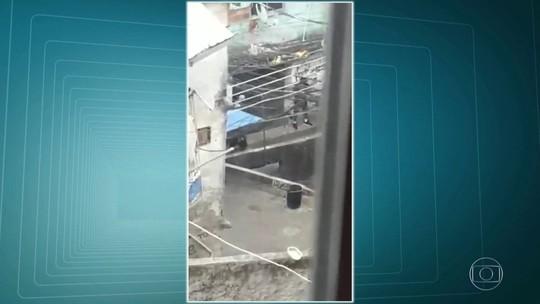 VÍDEO mostra mais de 10 homens com fuzis na Rocinha
