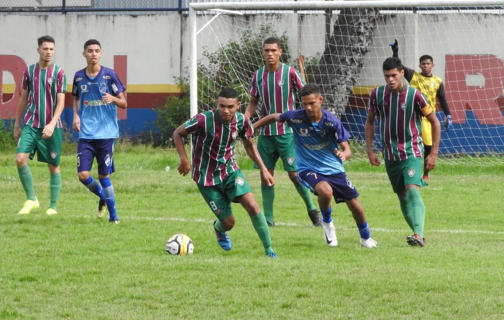 Atlético Roraima x São Raimundo-RR - Roraimense Sub-20 2019  — Foto: Ivonisio Lacerda Júnior