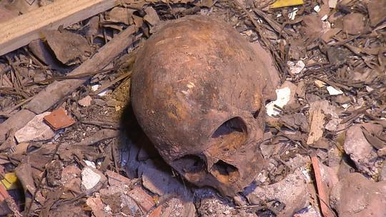 Múmias encontradas no Norte de Minas Gerais guardam mistérios