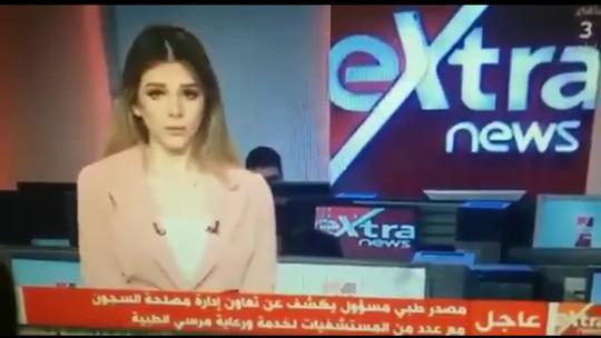 Gafe põe em xeque liberdade de imprensa no Egito