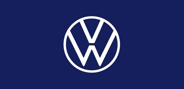 Novo Logo Volkswagen (Foto: Divulgação)
