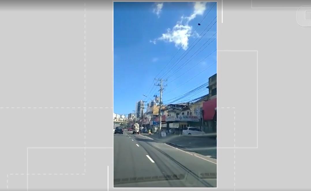 G1 percorre ruas de Salvador e flagra pontos com movimento intenso de pedestres e comércio ativo