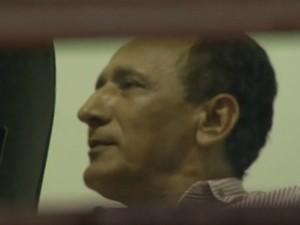 Sérgio Assis foi ouvido pela polícia em meados de abril (Foto: Reprodução TV Morena)